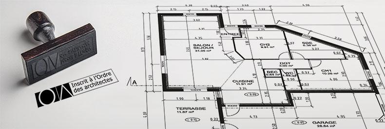 recours à un architecte