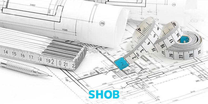 calcul de la SHOB