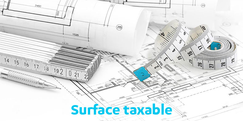 Calcul De La Surface Taxable D Une Construction Taxe D Amenagement